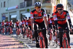 Cycling: Team BMC Racing Team  2017Greg VAN AVERMAET (BEL) / Danilo WYSS (SUI) / Team BMC (Usa)/ ©Tim De Waele