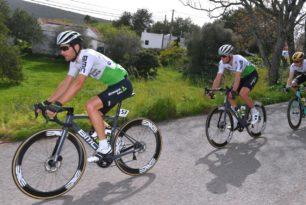 Tour d'Algarve 4ème et 5ème étape.